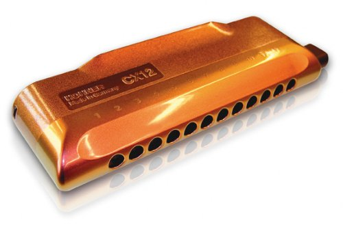 Hohner CX-12 JAZZ, Key of C