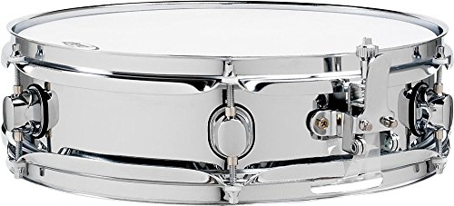 PDP Chrome over Steel Piccolo Snare Drum – 3.5″ x 13″