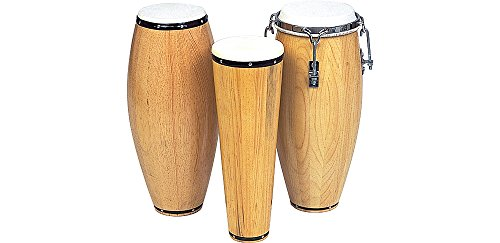 Rhythm Band Conga Non-Tunable Round 21-1/2 in. H x 6-3/4 in. Dia.