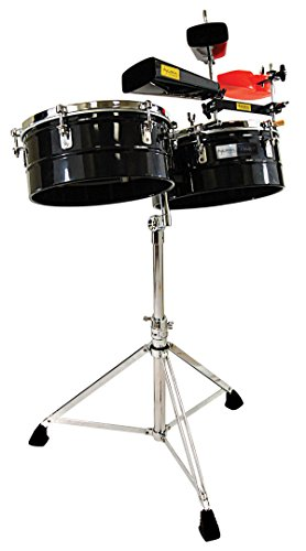 Tycoon Percussion TTI-1415 RISS Ralph Irizarry Signature Series Timbales 14″ & 15″