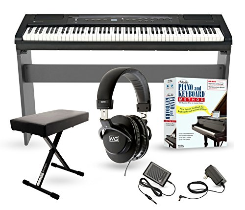 Williams Allegro 2 Plus 88-Key Digital Piano Packages Home Package