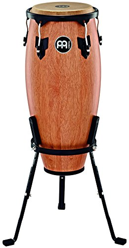 Meinl Percussion HC10SNT-M Headliner Series 10″ Conga with Basket Stand, Super Natural