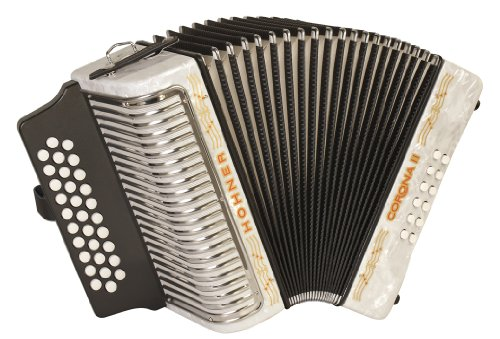 Hohner Accordions 3500AW 43-Key Accordion