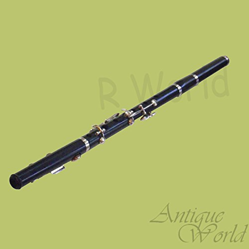 Antiques World Professional Tunable Traditional Irish D Flute With Hardcase 23″ & 3 Pcs AWUSAMI 0114