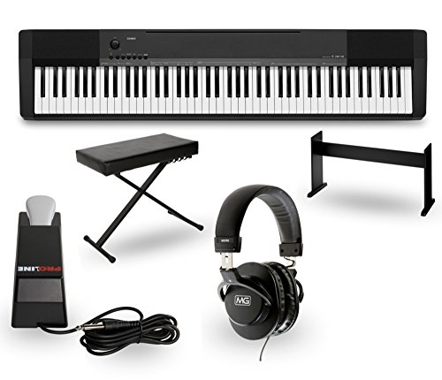 Casio CDP-135 Digital Piano Package Home Package