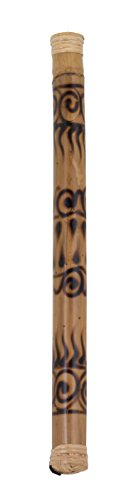 Pearl PBRSB24694 24″ Bamboo Rain stick with burned finish #694 Rhythm Water, Rhythm Water