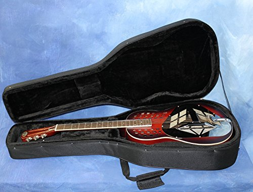 Royall Trifonium All Mahogany Tricone Resonator with Case