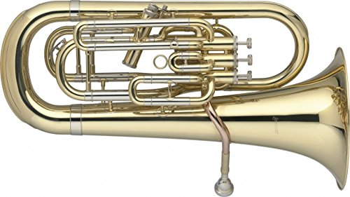 Stagg WS-EP245 Bb Euphonium with Case