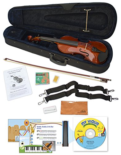 eMedia My Violin Starter Pack for Kids (1/8-Size)