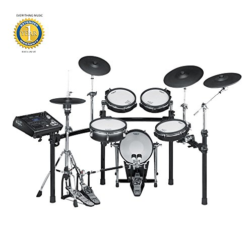Roland TD-30K V-Pro Electronic Drum Set with 1 Year Free Extended Warranty