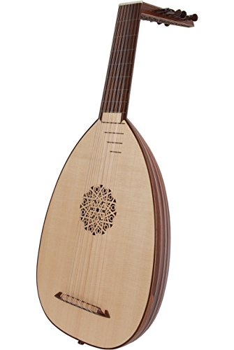 Roosebeck Deluxe 7-Course Lute Sheesham