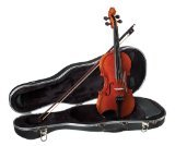 Becker 1000G Violin Outfit 1/2, Polished Gold Brown
