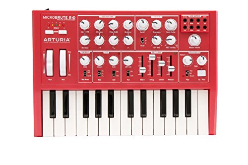 Arturia Microbrute Synthesizers SE + Analog Lab 2 bundle