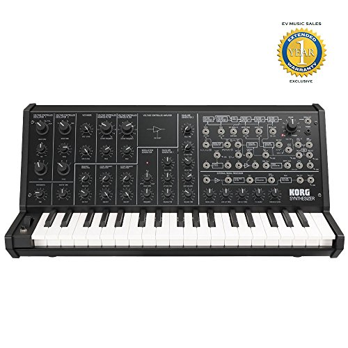 Korg MS20 Mini Semi-Modular Analog Synthesizer