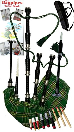 Irish Bagpipes for beginners Full Starter kit Learn to play bagpipe