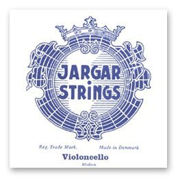 Jargar Cello String Set, 4/4 Size – Forte