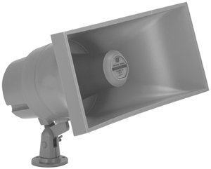 Electrovoice CFID32-T Commercial Sound Paging Horn with 32-Watt, High Speech Weather Resistant