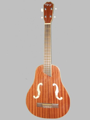 F Sound Hole 28″ Baritone Ukulele(convertible to a Tenor Guitar)