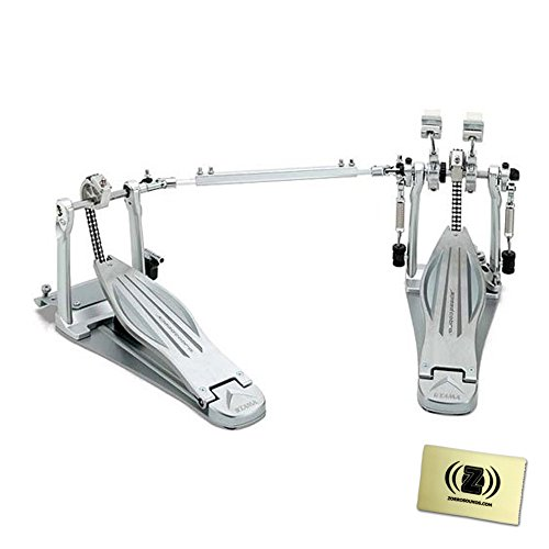 Tama TAMHP910LSW Speed Cobra Double Bass Drum Pedal with Polishing Cloth