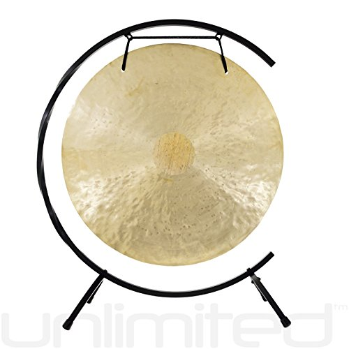 30″ to 32″ Chinese Gongs on the Paiste Floor Stand