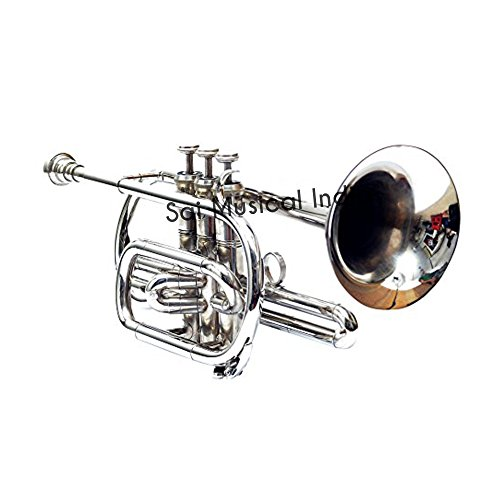 Sai Musical India Co-01, Cornet, Bb, Nickel