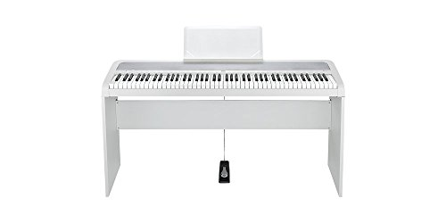 Korg 88-Key Digital Piano (White) with Hammer Action, Piano-Type Sustain Pedal Included Korg KRONOS2 88 KEY (Certified Refurbished)