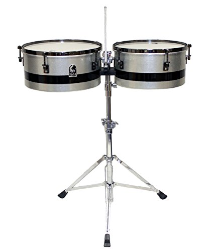 Eric Valez Timbale 14-15″ w/stand
