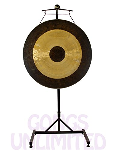 34″ to 40″ Gongs on the Meinl Gong/Tam Tam Pro Stand (TMGS-2)