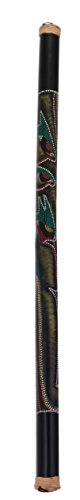 Pearl PBRSP48693 48″ Bamboo Rain stick with painted finish #693 Hidden Spirit, Hidden Spirit