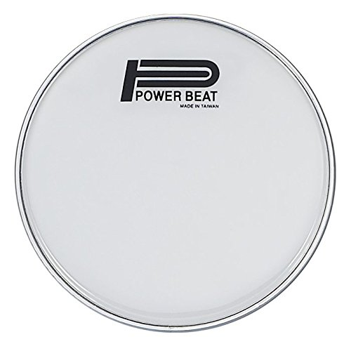"""8.75″ – Power Beat Drum Head 0.188MM For Arabic Musical Instrument Thinner Collar /0.2"""" (5MM) – For Darbuka/Doumbek (Clear)"""