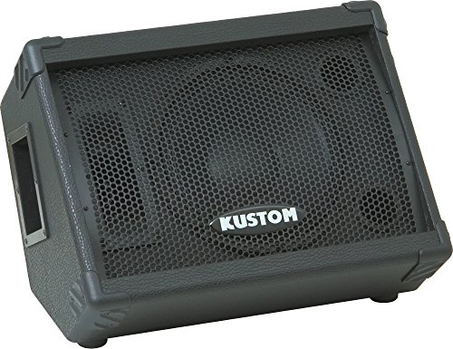 Kustom PA KPC10M 10″ Monitor Speaker Cabinet with Horn