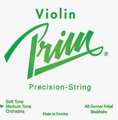 Prim 4/4 Violin String Set – Medium Gauge with Ball-end E