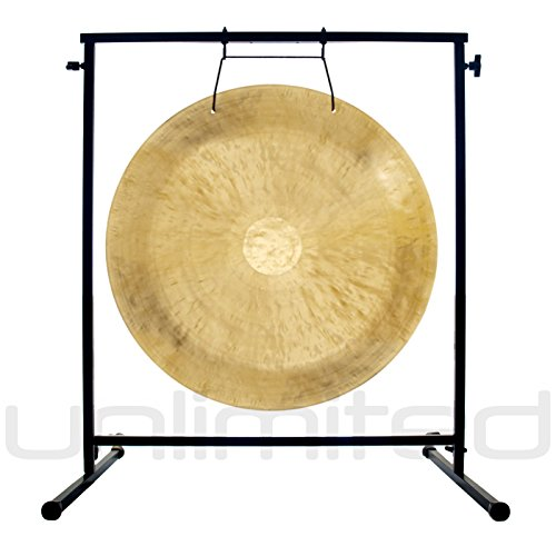 20″ to 26″ Gongs on the Fruity Buddha Gong Stand