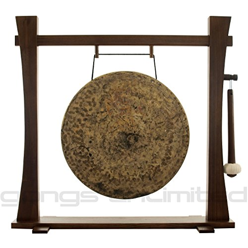 20″ to 22″ Gongs on the Spirit Guide Gong Stand