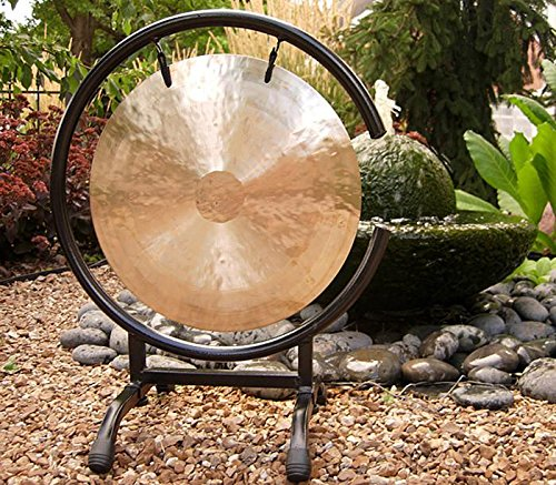 11″ to 12″ Gongs on the High C Gong Stand
