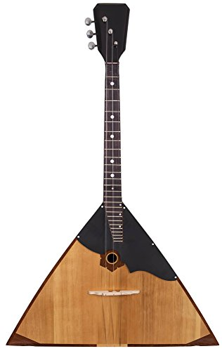 "Traditional balalaika ""Prima"" 3 strings. The best model from the Russian factory leading its history from the early 20th century. Doff factory"