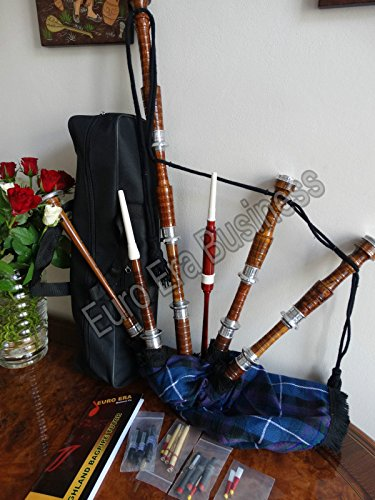 Bagpipes, Scottish Bagpipes, Highland Bagpipes Full Size
