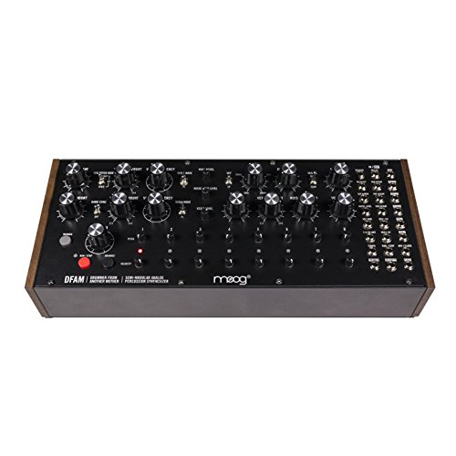 Moog DFAM Semi Modular Analog Percussion Synth