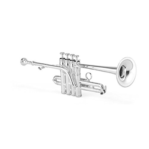 Jupiter XO Professional Piccolo Trumpet with Rose Brass Bell 1700RS