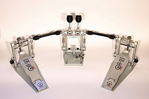 OffSet Bilaterial Double Bass Drum Pedal