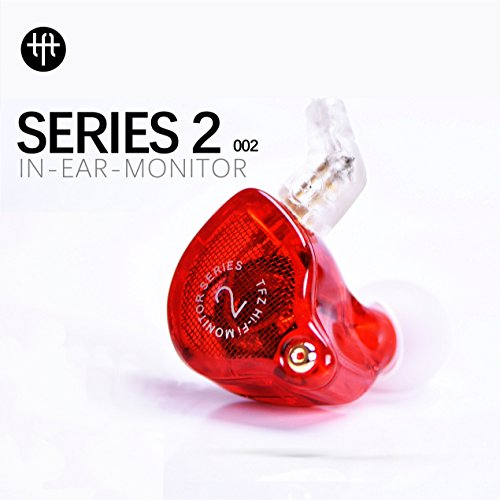 TFZ S2 HIFI In-Ear-Monitor Earphones (S2 002)