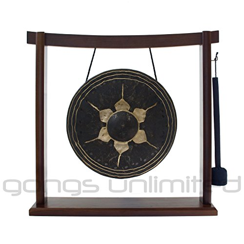 Thai Gongs on Stands
