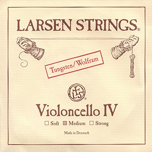 Larsen 4/4 Cello C String Medium Tungsten-Steel