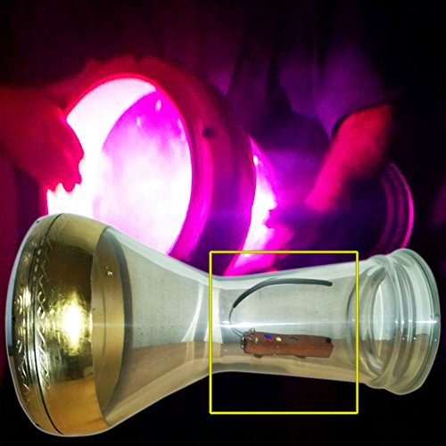 Darbuka FX Illumination – The Only Instant light Show For Your Doumbek/Darbuka !