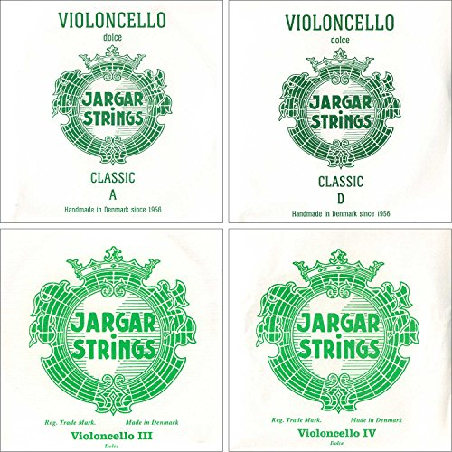 Jargar 4/4 Cello String Set Thin(Dolce)