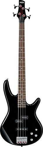 Ibanez GSR200 Electric Bass Guitar, Black Finish