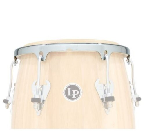 Latin Percussion M274B 11-3/4-Inch Conga Rim – Chrome