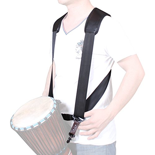 Djembe Shoulder Strap with Thickening Pad,Adjustable