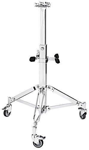 Meinl Percussion Professional Conga Double Stand with Wheels (TMPDS)