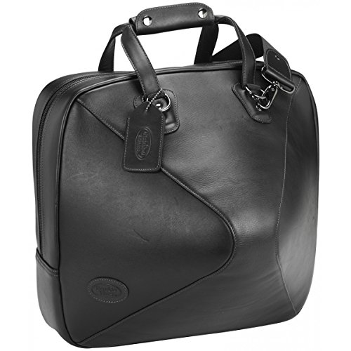 Reunion Blues French Horn Bag – Detachable Bell, Black Leather